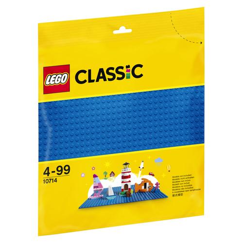 LEGO Classic Blauwe basisplaat - 10714