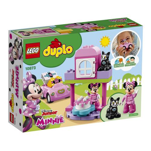 LEGO DUPLO Disney Minnie's verjaardagsfeest - 10873