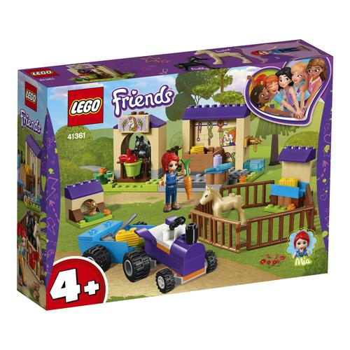 LEGO Friends Mia's veulenstal - 41361