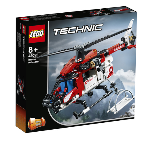 LEGO Technic Reddingshelikopter - 42092