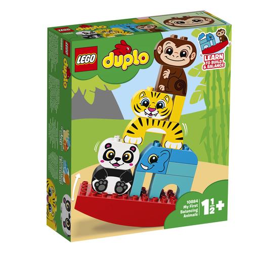LEGO DUPLO Mijn eerste balancerende dieren - 10884