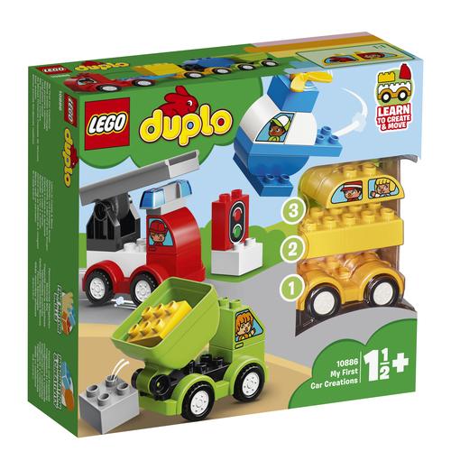 LEGO DUPLO Mijn eerste auto creaties - 10886