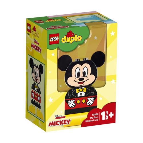 LEGO DUPLO Disney Mijn eerste Mickey creatie - 10898