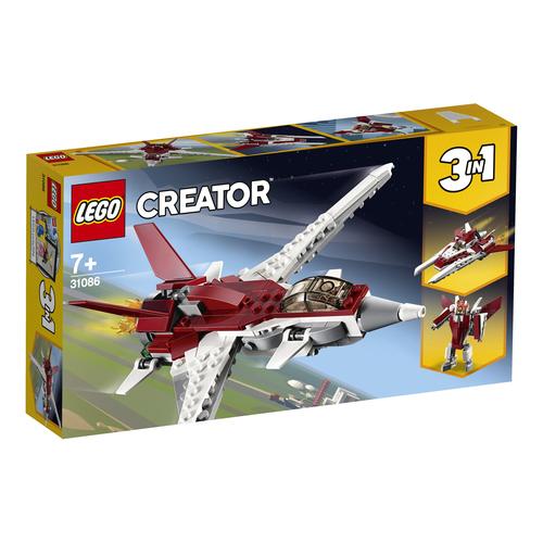 LEGO Creator Futuristisch vliegtuig - 31086