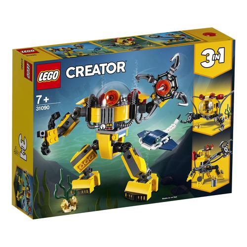 LEGO Creator Onderwaterrobot - 31090