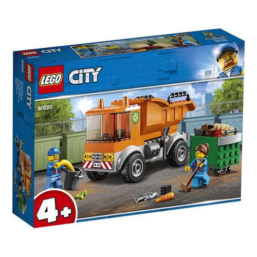 LEGO City Vuilniswagen - 60220