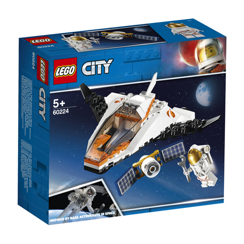LEGO City Satelliettransportmissie - 60224
