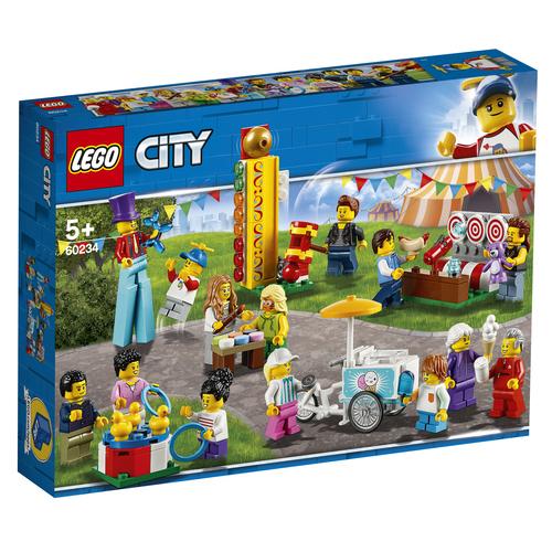 LEGO City Personenset - kermis - 60234