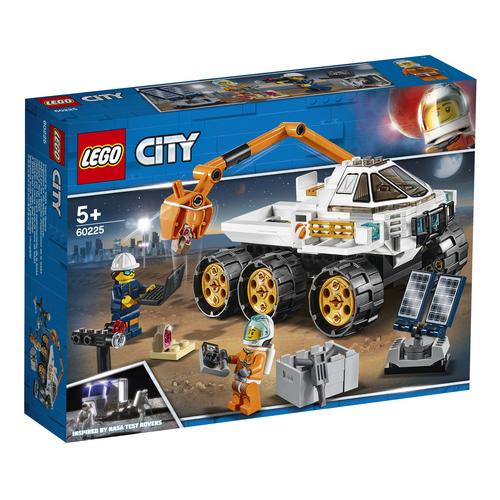 LEGO City Testrit Rover - 60225