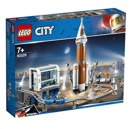 LEGO City Ruimteraket en vluchtleiding - 60228