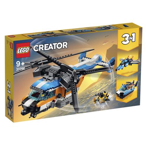 LEGO Creator Dubbel-rotor helikopter - 31096