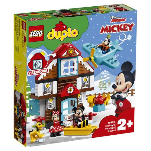 LEGO DUPLO Disney Mickey's vakantiehuisje - 10889