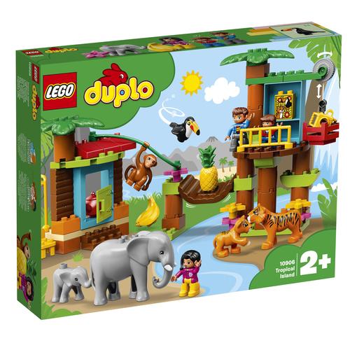 LEGO DUPLO Tropisch eiland - 10906
