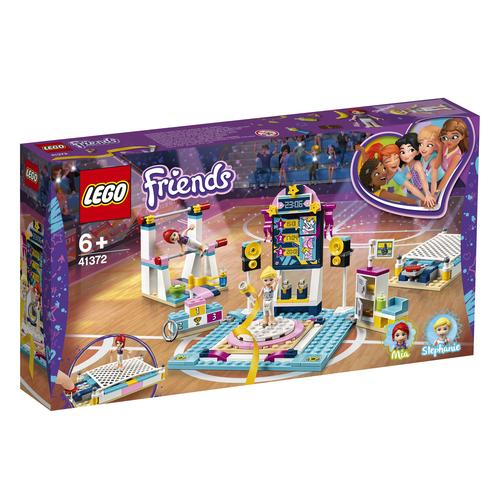 LEGO Friends Stephanie's turnshow