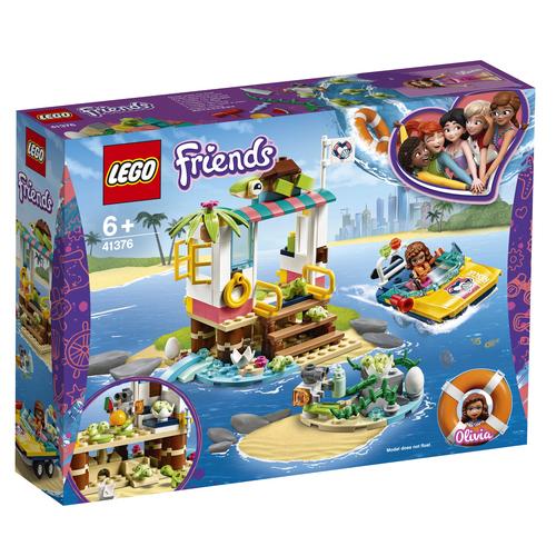 LEGO Friends Schildpadden reddingsactie - 41376