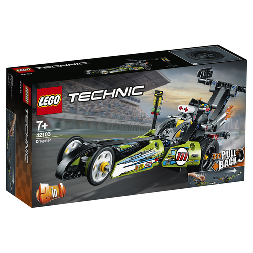 LEGO Technic Dragster - 42103