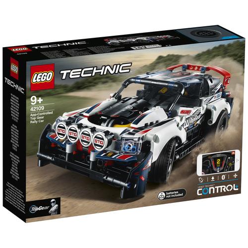 LEGO Technic Top Gear rallyauto met app-bediening - 42109