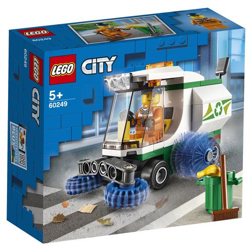 LEGO City Straatveegmachine - 60249