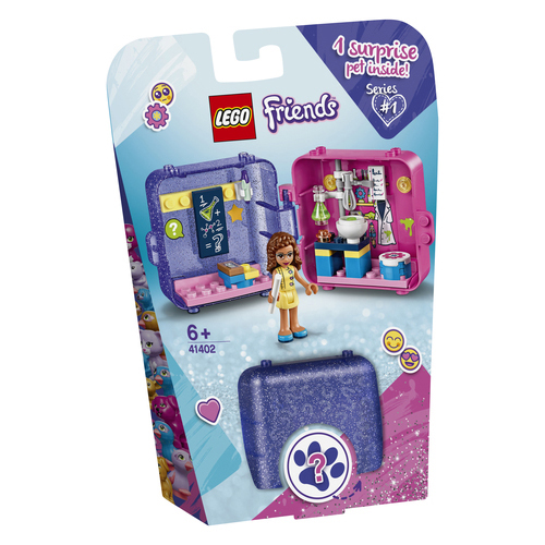 LEGO Friends Olivia's speelkubus - 41402