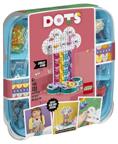 LEGO DOTS Regenboog sieradenhouder - 41905