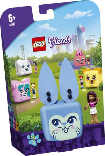 LEGO Friends Andrea's konijnenkubus - 41666