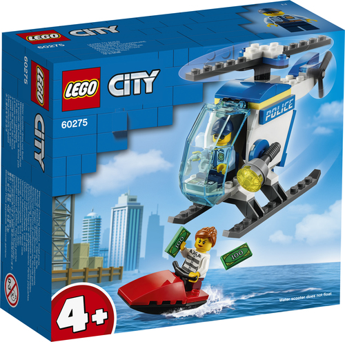 LEGO City Politiehelikopter - 60275