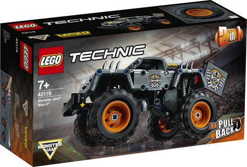 LEGO Technic Monster Jam Max-D - 42119