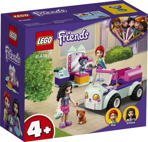 LEGO Friends Kattenverzorgingswagen - 41439