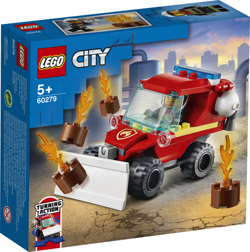 LEGO City Kleine bluswagen - 60279