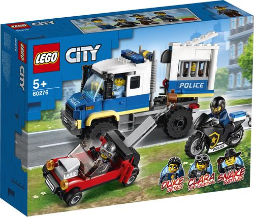 LEGO City Politie gevangenentransport - 60276