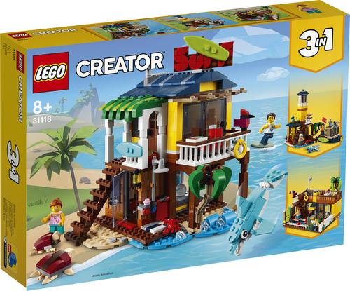 LEGO Creator Surfer strandhuis - 31118