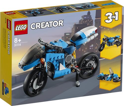 LEGO Creator Snelle motor - 31114